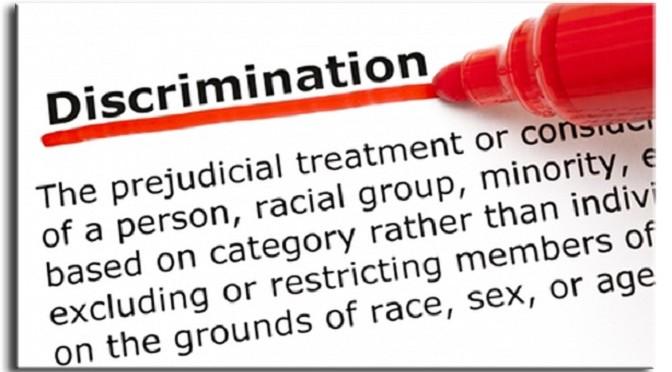 Discrimination and Favoritism